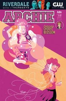 Archie #16 Cvr C Var Dean Trip