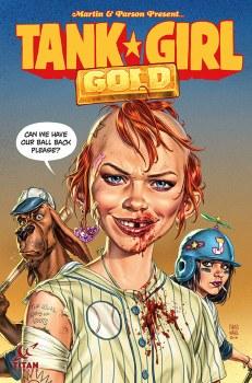 Tank Girl Gold TP (Mr)