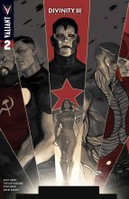 Divinity Iii Stalinverse #2 Cover A Djurdjevic