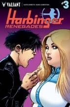 Harbinger Renegade #3 Cover A Robertson