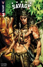 Savage #3 (of 4) Cover A Larosa