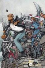 Doom Patrol #5 Variant Edition (Mr)