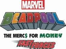Marvel Heroclix Deadpool and X-Force Fast Forces 6 Pk