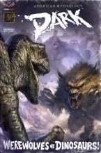 Am Dark Werewolves Vs Dinosaurs Vs Yetis #2 Retailer Incentive