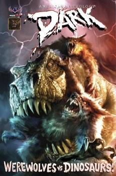 Am Dark Werewolves Vs Dinosaurs Vs Yetis #2 Vicious Cover