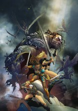 Odyssey of the Amazons #1 (of 6)