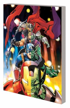 Avengers K TP Book 04 Secret I