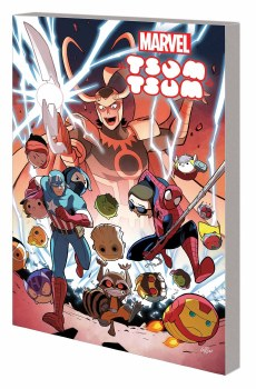 Marvel Tsum Tsum Takeover TP