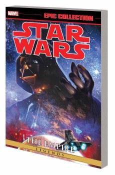 Star Wars Legends Epic Collection Empire TP VOL 03