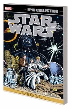 Star Wars Legends Epic Collection Newspaper Strip TP VOL 01