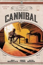 Cannibal #4 (Mr)