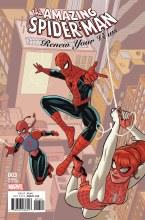 Amazing Spider-Man Renew Your Vows #3 Quinones Variant