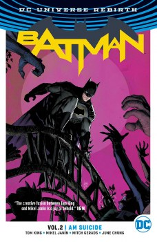 Batman TP VOL 02 I Am Suicide (Rebirth)