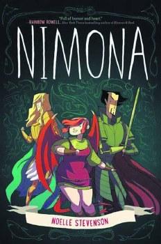 Nimona GN New Printing