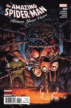 Amazing Spider-Man Renew Your Vows #4