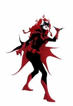 Batwoman Rebirth #1 Variant Edition
