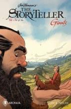 Jim Henson Storyteller Giants #1 Incentive Mora Variant