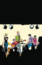 Archies One Shot Cover A Jaime Hernandez