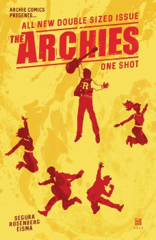 Archies One Shot Cvr B David M