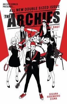 Archies One Shot Cvr C Audrey