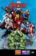 Marvel Universe Avengers Ultron Revolution #9