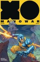 X-O Manowar (2017) #1 Cover B Rocafort