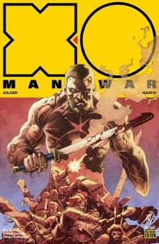 X-O Manowar (2017) #1-3 Pre-Order Edition  #1