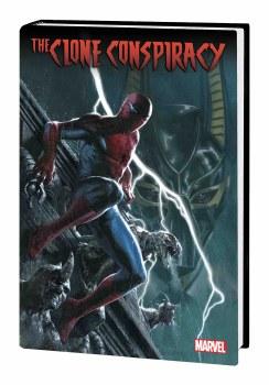 Amazing Spider-Man HC Clone Co
