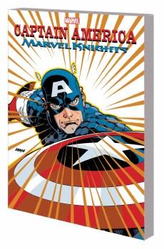 Captain America TP VOL 02 Marv