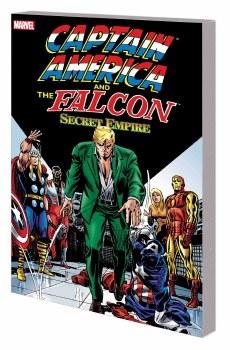 Captain America Falcon Secret