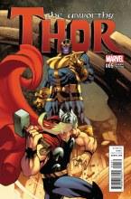 Unworthy Thor #5 (of 5) Stevens Variant