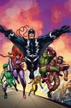 Inhumans Prime #1 Kirby 100th Var