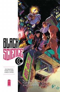 Black Science TP VOL 06 (Mr)