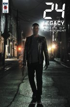 24 Legacy Rules of Engagement #1 (of 5) Subscription Variant
