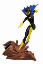 DC Gallery Batman Animated Series New Adventures Batgirl Pvc Fig