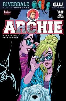 Archie #19 Cvr B Var Lupacchin