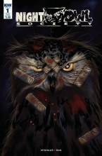 Night Owl Society #1 Subscription Variant