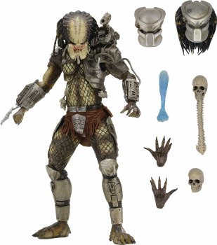 Predator Ultimate Jungle Hunter 7in Action Figure
