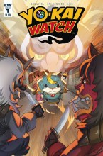 Yo-Kai Watch #1 Subscription Variant