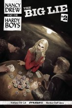 Nancy Drew Hardy Boys #2 Cover A Dalton