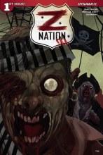 Z Nation #1 Cover A Medri (Mr)