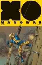 X-O Manowar (2017) #2 Cover B Rocafort