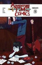 Adventure Time Comics #10 Subscription Perdue Cover