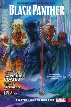 Black Panther HC VOL 01 a Nati