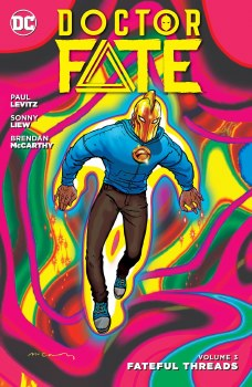 Doctor Fate TP VOL 03 Fateful Threads