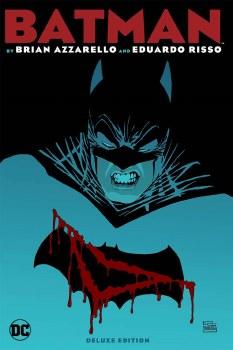 Batman By Azzarello & Risso Deluxe Ed HC