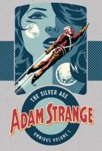 Adam Strange the Silver Age Om