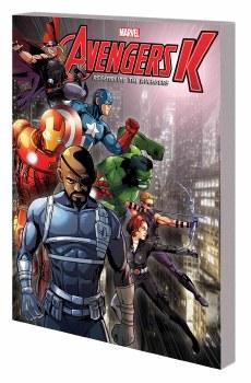 Avengers K TP Book 05 Assembli