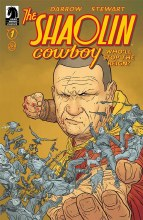 Shaolin Cowboy Wholl Stop the Reign #1