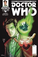 Doctor Who 11th Year Three #8 Cvr A Shedd